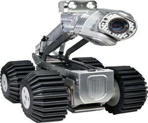 贵州管道测漏仪机器人