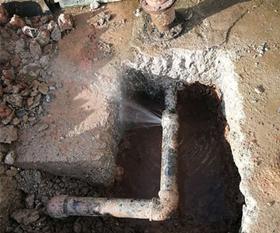 地下管网漏水检测