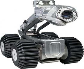 管道测漏仪机器人