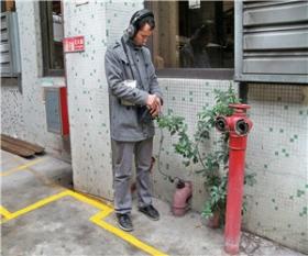 自来水管道检测
