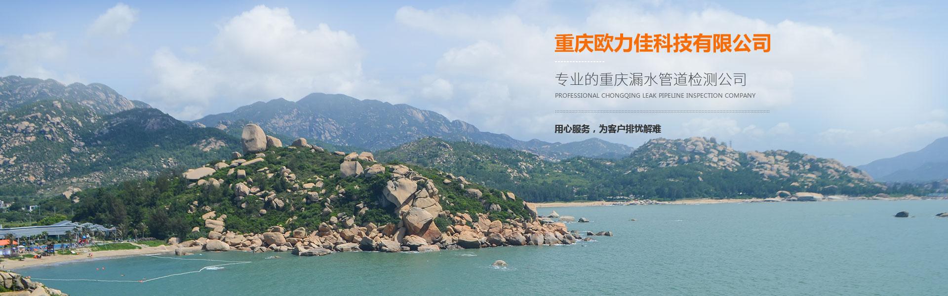 重庆管道漏水检测